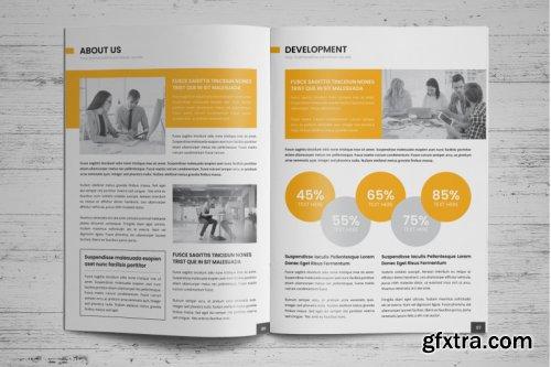 CreativeMarket - Company Profile Brochure v7 3852625