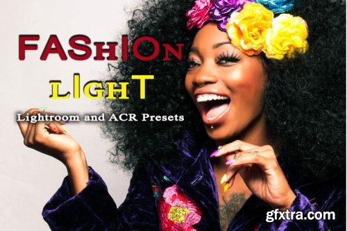 Fashion Light Lightroom and ACR Presets