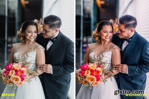 Lovly couple wedding LR presets and camera raw (ACR)
