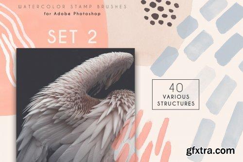 CreativeMarket - Clarity - Modern Photoshop Brushes 3687175