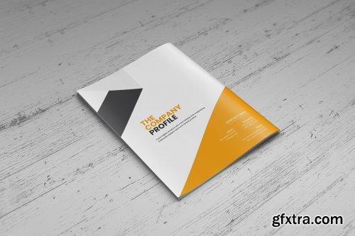 CreativeMarket - Company Profile Brochure v8 3866855