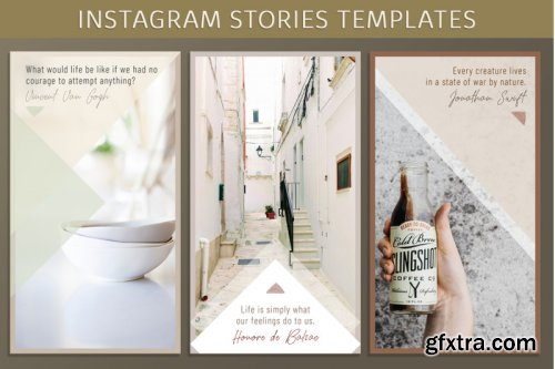 Instagram Story Templates