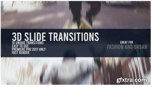 3D Slide Transitions 250791