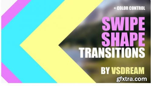 Swipe Shape Transitions 250926