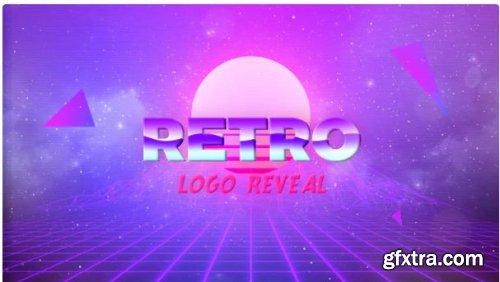 80s Retro Logo 250884