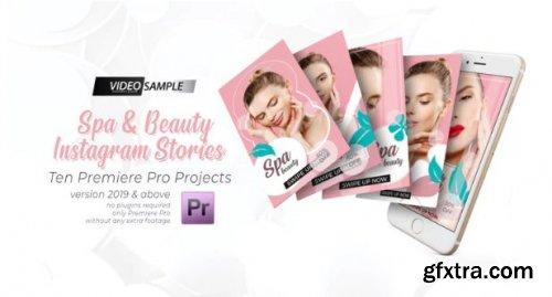 Spa & Beauty Instagram Stories 251183