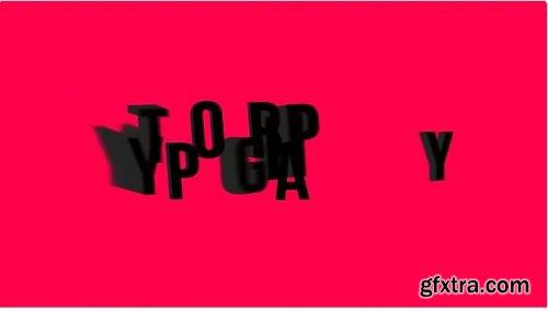 Typography Text Animation 251223
