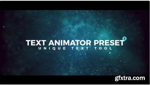Text Animator Preset V3 250079