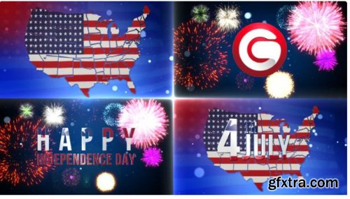 Independence Day Logo Reveal 251393