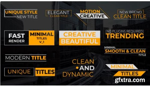 Clean Titles V1 251928