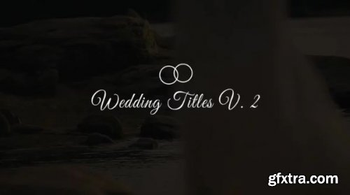 Wedding Titles V. 2 - After Effects 250940