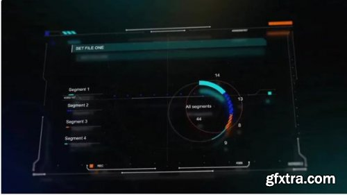 Infographics HUD 2 - After Effects 251036