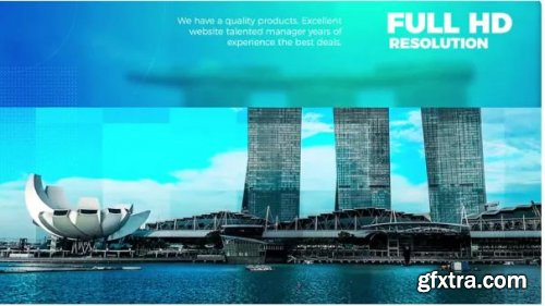 Bussines Slideshow - After Effects 251188