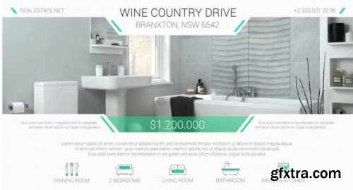 Real Estate Promo - After Effects 251165