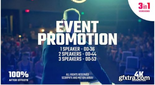 Event Promo - After Effects 251231