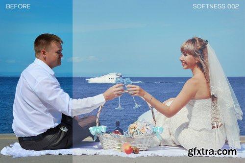 5 Softness Photoshop Actions