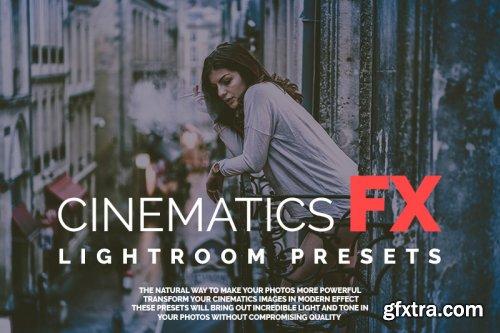 100 Cinematic FX Lightroom Presets