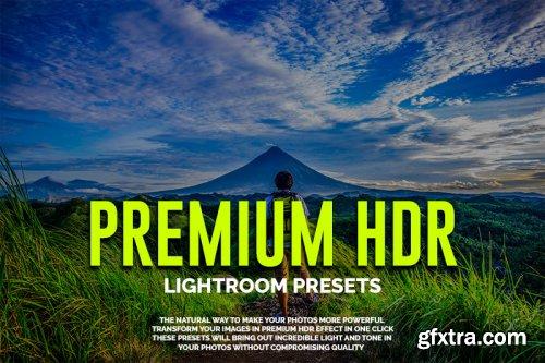 Premium HDR Lightroom Presets Collection