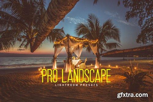 Pro Landscape Lightroom Presets