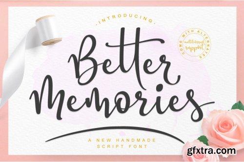 Better Memories