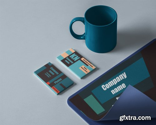 Design - business cards layout