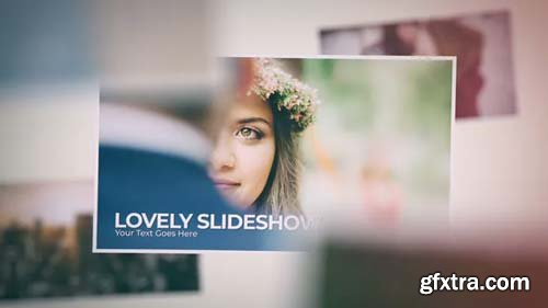 Videohive - Lovely Slideshow - 22824785
