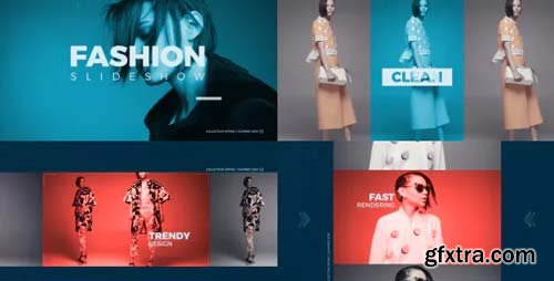 Videohive - Fashion Slideshow - 20845929