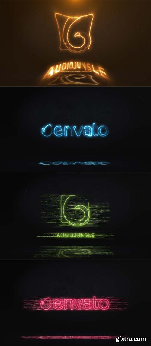 Videohive - Cinematic Light Logo - 21205230