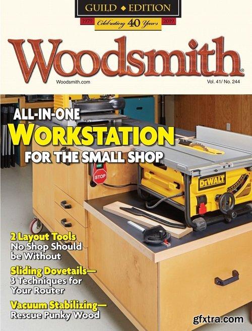 Woodsmith - August/September 2019