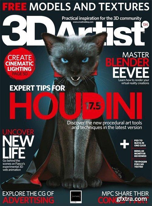 3D Artist - Issue 134, 2019