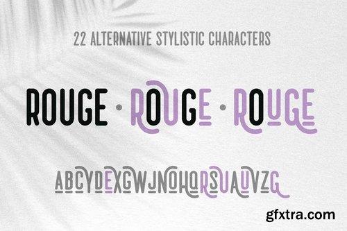 CM - 3 Fonts Mango Tango Collection 3900501
