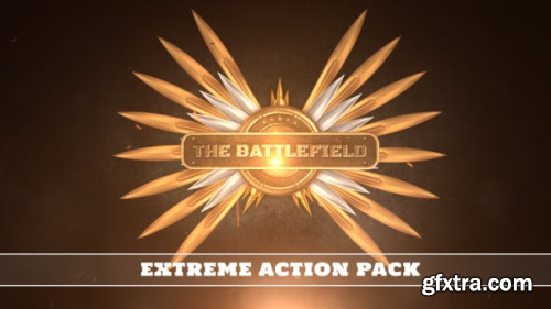 VideoHive Extreme Action Pack 7951891