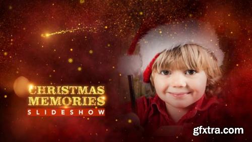 VideoHive Christmas Memories Slideshow 21092903