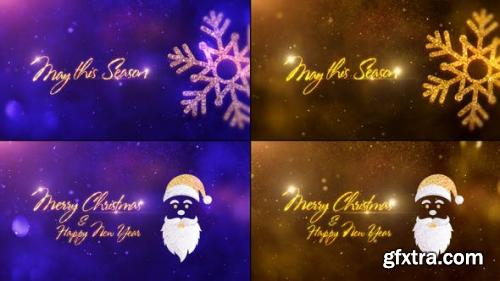 VideoHive Christmas Greetings 22917115