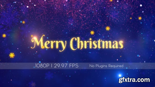 VideoHive Magical Christmas Wishes 22878986