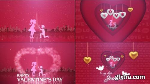 VideoHive Valentines Day Opener 23241783