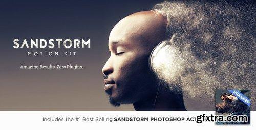 Videohive - Sandstorm Motion Kit V.1.2.1 ( Last Update 11 April 18  ) - 18437528