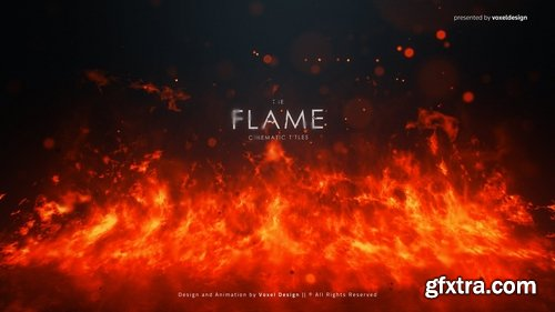 FLAME Background Pack
