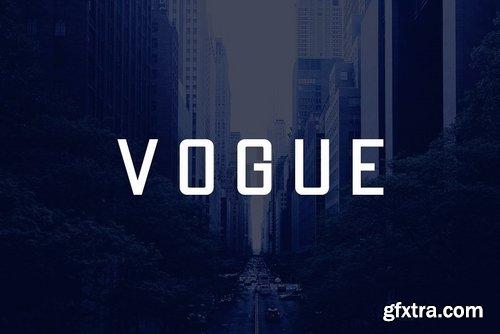 CM - VOGUE - Display ? Headline Typeface 3911203