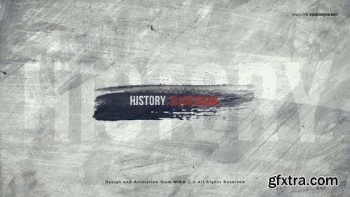 VideoHive Timeline History Slideshow 23908544