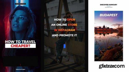 Videohive Instagram Stories v.2 24044930