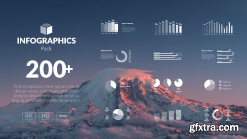 VideoHive Infographics Pack 21573990