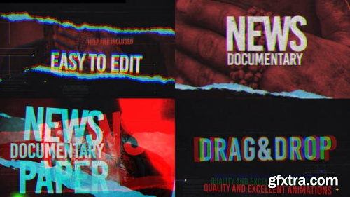 VideoHive News And Documentary Opener 23861280