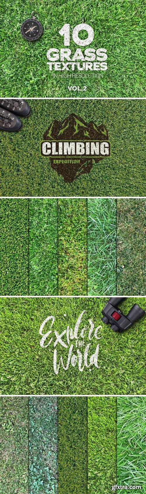 Grass Textures x10 vol2