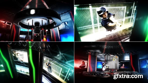 VideoHive Extreme Video Stage 7311093