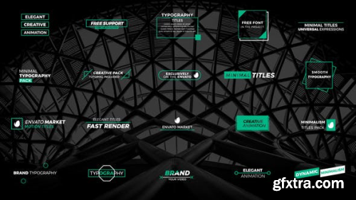 VideoHive Corporate Titles 21621778