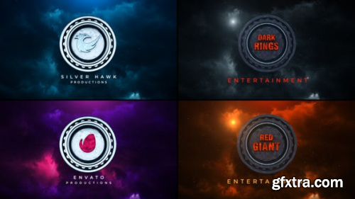 VideoHive Cinematic 3D Logo / Title Opener 24091289
