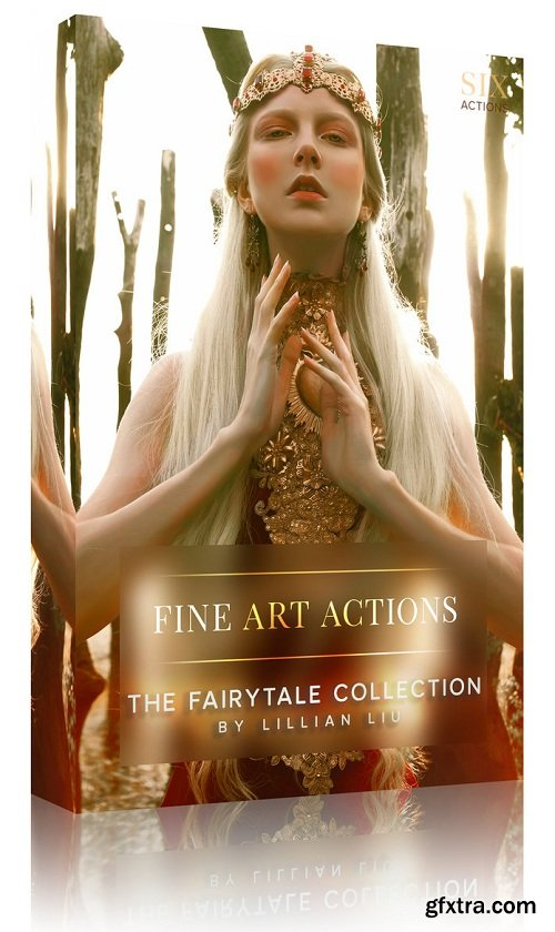 Fineartactions - THE FAIRYTALE COLLECTION with LILLIAN LIU
