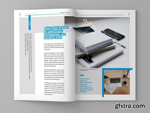 C-Operate - Magazine Template