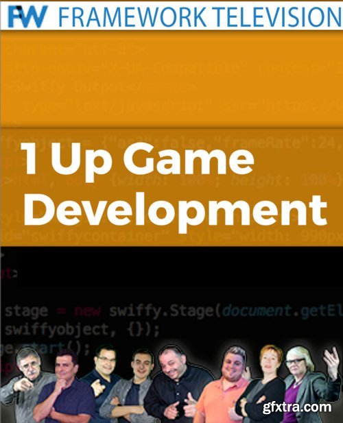 PacktPub - 1 Up Game Development